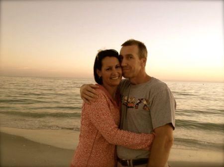 Bowman's Beach, Sanibel Island, Florida.